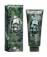 POLICE To Be Camouflage All Over Body Shampoo